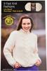 Lion Brand 9 Fast Knit Fashions - Book