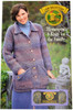 Lion Brand 8 Knits for The Family - Book