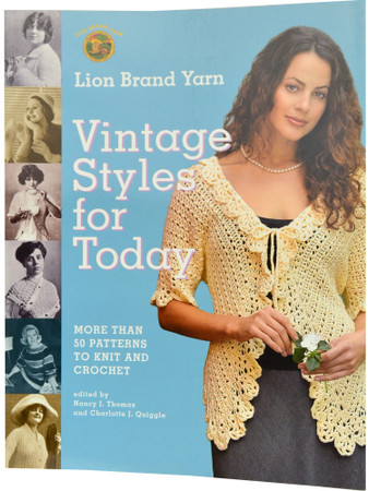 Lion Brand Vintage Styles for Today