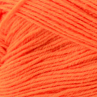 Opal Neon Orange Neon Yarn (1 - Super Fine)