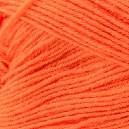 Opal Neon Orange Neon Yarn (1 - Super Fine)