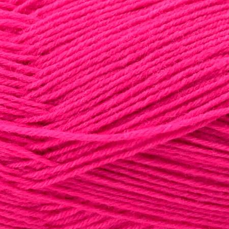 Opal Neon Pink Neon Yarn (1 - Super Fine)