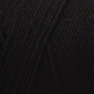 Caron Black Simply Soft Yarn (4 - Medium), Free Shipping at Yarn Canada