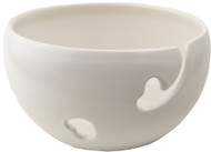 Madeleine Coomey White Yarn Bowl