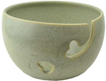 Madeleine Coomey Pebble (Light Grey) Yarn Bowl