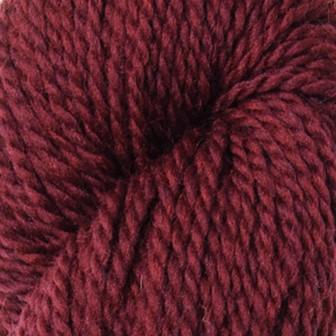 Blue Sky Fibers (aka Blue Sky Alpaca) Cranberry Compote Woolstok Yarn (3 - Light)