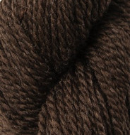 Blue Sky Fibers (aka Blue Sky Alpaca) Dark Chocolate Woolstok Yarn (3 - Light)