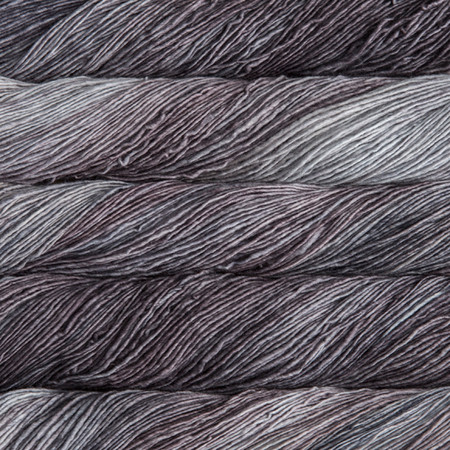 Malabrigo Plomo Mechita Yarn (1 - Super Fine)