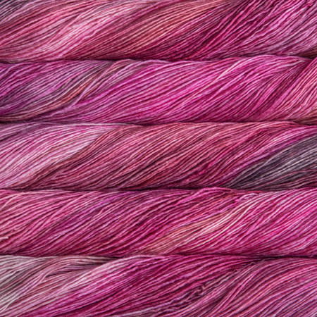 Malabrigo English Rose Mechita Yarn (1 - Super Fine)