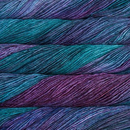 Malabrigo Whales Road Mechita Yarn (1 - Super Fine)