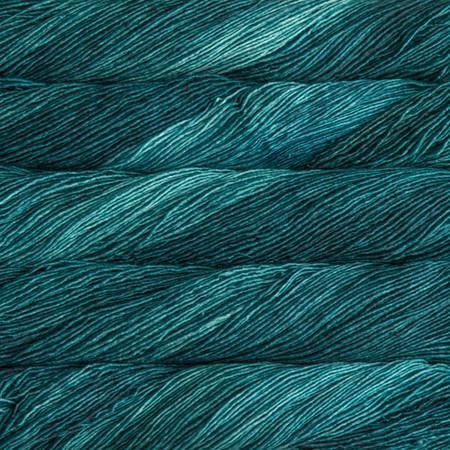 Malabrigo Teal Feather Mechita Yarn (1 - Super Fine)