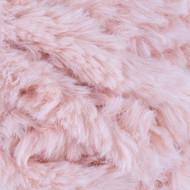 Lion Brand Pink Poodle Go For Faux Thick & Quick Yarn - Bonus Bundle - Big Ball (7 - Jumbo)