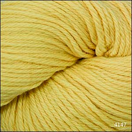 Cascade Lemon Yellow 220 Solid Yarn (4 - Medium)