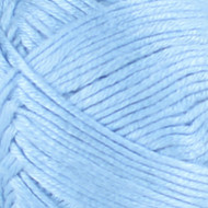 Lion Brand Light Blue Truboo Yarn (3 - Light)
