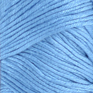 Lion Brand Blue Truboo Yarn (3 - Light)