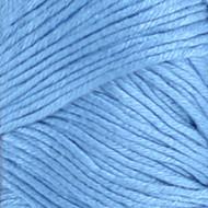 Lion Brand Blue Truboo Yarn (3 - Light)