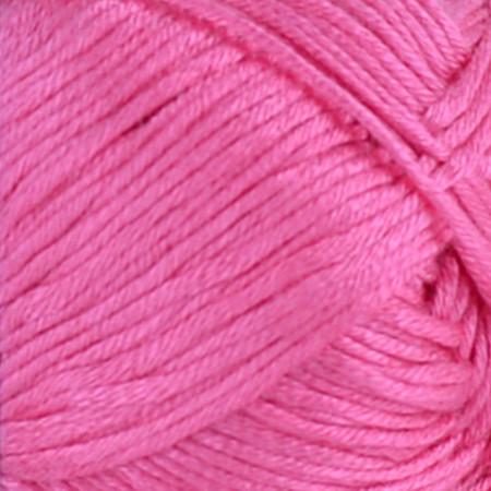 Lion Brand Hot Pink Truboo Yarn (3 - Light)