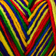 Red Heart Mexicana Stripe Super Saver Yarn (4 - Medium)