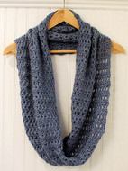 Mobius Infinity Scarf / Wrap - Downloadable Pattern