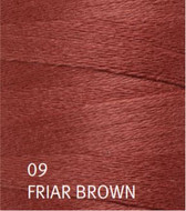 Ashford Friar Brown Yoga Weaving Yarn