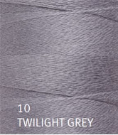 Ashford Twilight Grey Yoga Weaving Yarn