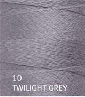 Ashford Twilight Grey Yoga Weaving Yarn
