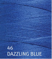 Ashford Dazzling Blue Yoga Weaving Yarn