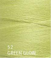 Ashford Green Glow Yoga Weaving Yarn