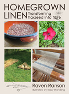 Raven Ranson Homegrown Linen: Transforming Flaxseed Into Fibre