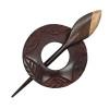 Acacia Leaf Shawl Pin