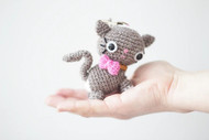 Amigurumi Cat Kitty - Downloadable Pattern
