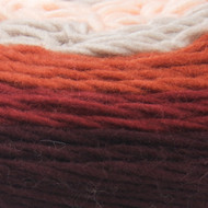 Lion Brand Cinnabar Mandala Roving Yarn (3 - Light)
