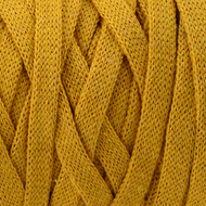 Hoooked Yarn Harvest Ocre Ribbon XL Yarn (6 - Super Bulky)