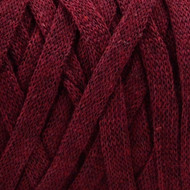 Hoooked Yarn Maroon Rust Ribbon XL Yarn (6 - Super Bulky)
