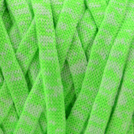 Hoooked Yarn Electric Lime Ribbon XL Neon Yarn (6 - Super Bulky)