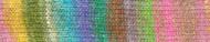Noro #463 Pink, Blue, Green Silk Garden Sock Yarn (1 - Super Fine)
