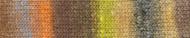 Noro #467 Orange, Brown, Yellow Silk Garden Sock Yarn (1 - Super Fine)