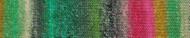 Noro #493 Green, Grey, Pink Silk Garden Sock Yarn (1 - Super Fine)
