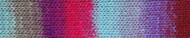 Noro #437 Purple, Pink, Light Blue Kureyon Yarn (4 - Medium)