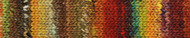 Noro #13 Red, Orange, Brown Ito Yarn (4 - Medium)