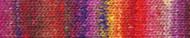 Noro #20 Purple, Red, Yellow Ito Yarn (4 - Medium)