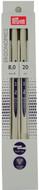 """Prym 5-Pack 8""""/20cm Ergonomics Double Pointed Knitting Needles (Size US 11 - 8 mm)"""