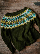 Sugarplum Sweater - Downloadable Pattern