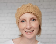 Winter Rays Hat - Downloadable Pattern
