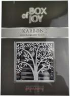 "Knitter's Pride Box of Joy Karbonz 24"", 32"" & 40"" Interchangeable Circular Knitting Needles Set (9 Pairs)"