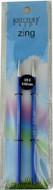 Knitter's Pride Zing 2-Pack Aluminium Normal Interchangeable Circular Knitting Needles (Size US 6 - 4 mm)