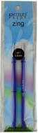 Knitter's Pride Zing 2-Pack Aluminium Normal Interchangeable Circular Knitting Needles (Size US 7 - 4.5 mm)