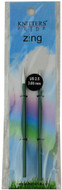 """Knitter's Pride Zing 2-Pack 16"""" Aluminium Special Interchangeable Circular Knitting Needles (Size US 2.5 - 3 mm)"""