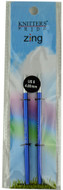 """Knitter's Pride Zing 2-Pack 16"""" Aluminium Special Interchangeable Circular Knitting Needles (Size US 6 - 4 mm)"""