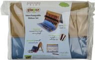 "Knitter's Pride Ginger 24"", 32"" & 40"" Interchangeable Circular Knitting Needles Deluxe Set (13 Pairs)"